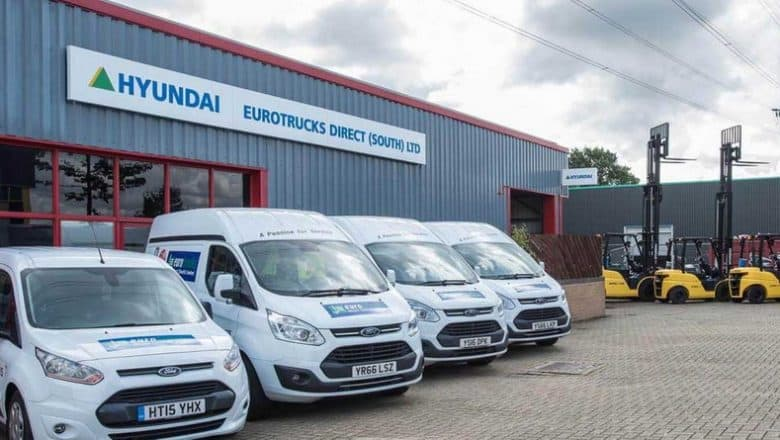 Acclaim Handling increases service presence on the South Coast with the acquisition of Euro Trucks Direct (South) Ltd