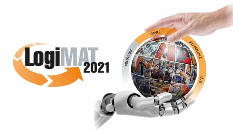 The Forklift DEALER Zone_Logimat 2021