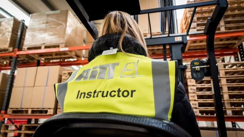 New testing standards for counterbalance and reach truck training