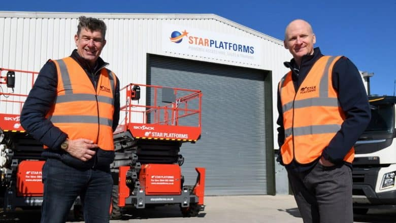 Star Platforms opens in Bridgwater