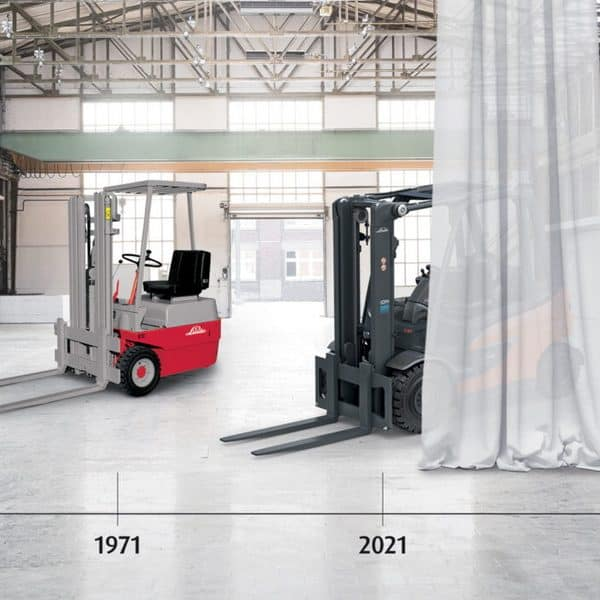 Linde prepares to launch new-generation electric forklifts